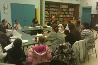 Westhaven community meeting