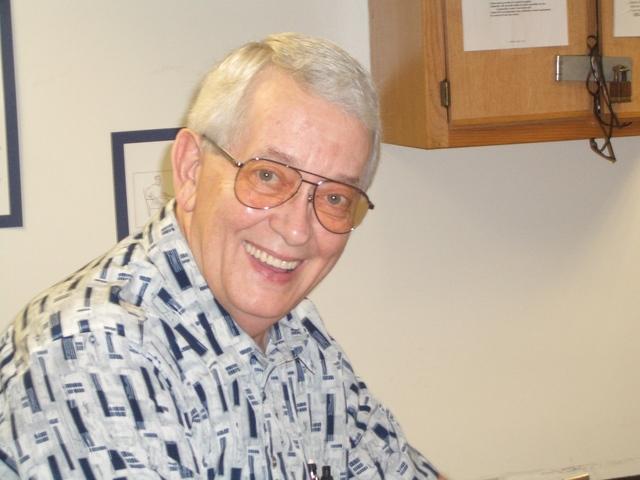 Steve Abercrombie, Treasurer, PHAR Board of Directors
